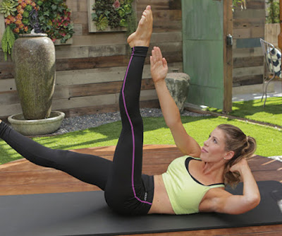 How to Lose Belly Fat With Pilates