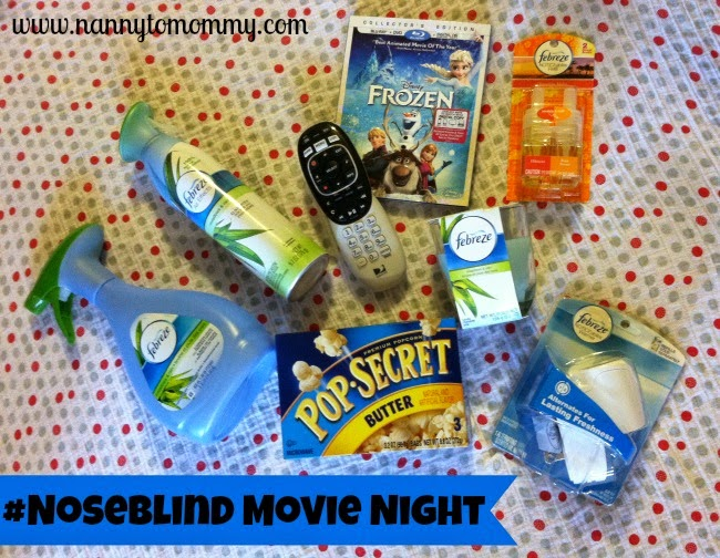Febreze #Noseblind Kit PLUS Giveaway
