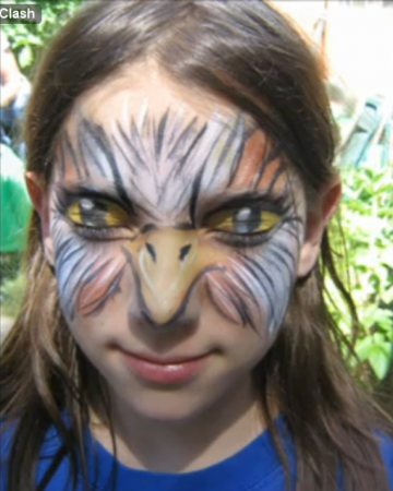 Free Face Painting Ideas