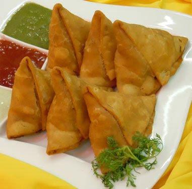 Fast Indian Recipes: Samosa Recipe