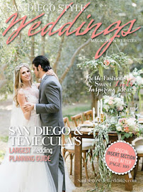 June - July San Diego Style Weddings