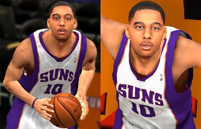 NBA 2K13 Diante Garrett Phoenix Suns Roster Update