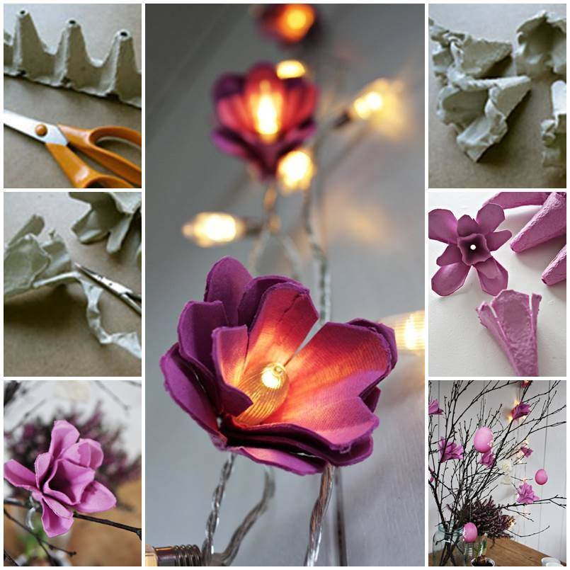 Diy Flowers Tutorials
