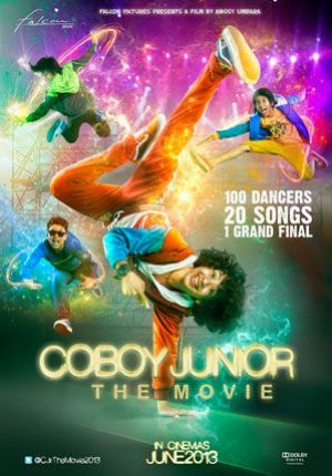 Coboy Junior The Movie 2013