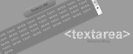 textarea modification