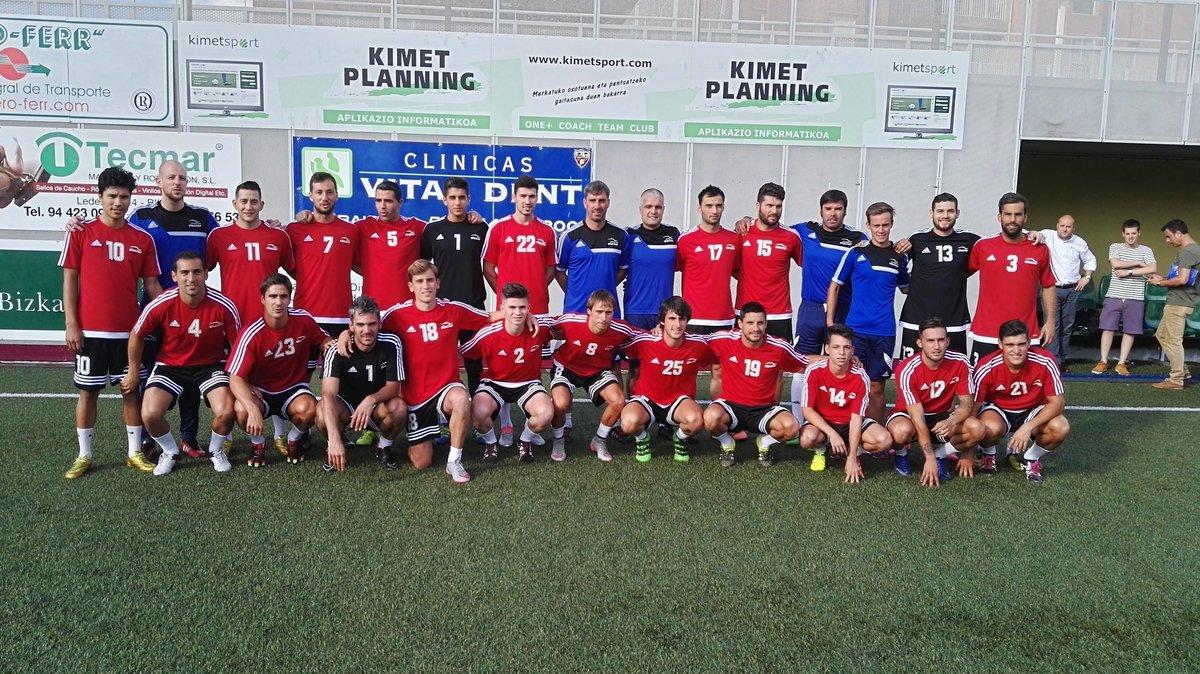 ARENAS CLUB DE GETXO  2016-17