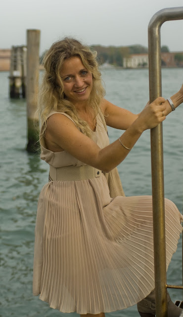 Venice lagoon bath