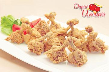 Ayam Pentul Crispy