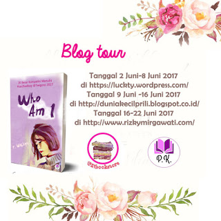 Blog Tour Who Am I
