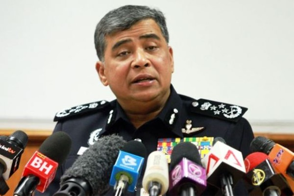 Suspek Pijak Gambar Najib Masih Diburu Polis!