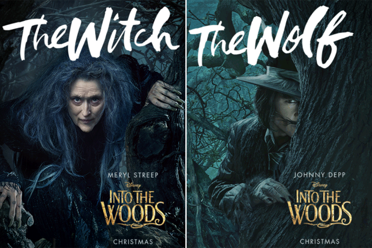 Into The Woods (2014) DVDSCR ταινιες online seires xrysoi greek subs