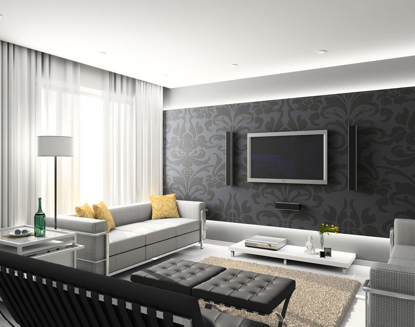 Tips For Living Room Decorating Ideas
