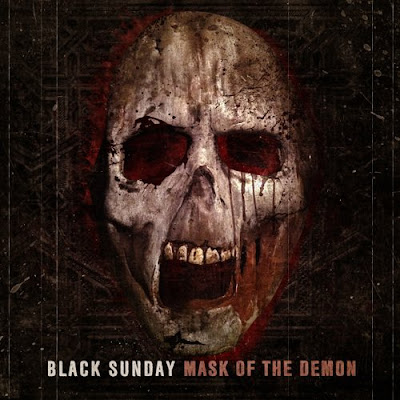Black Sunday – Mask Of The Demon (CD) (2011) (320 kbps)