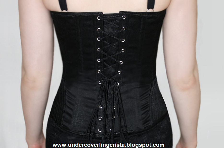Corsets lace and vampire fangs jual lingerie undercover series