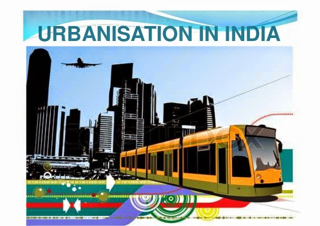 Urbanization in India and its Pros and Cons