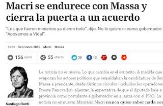 MASSA, MACRI