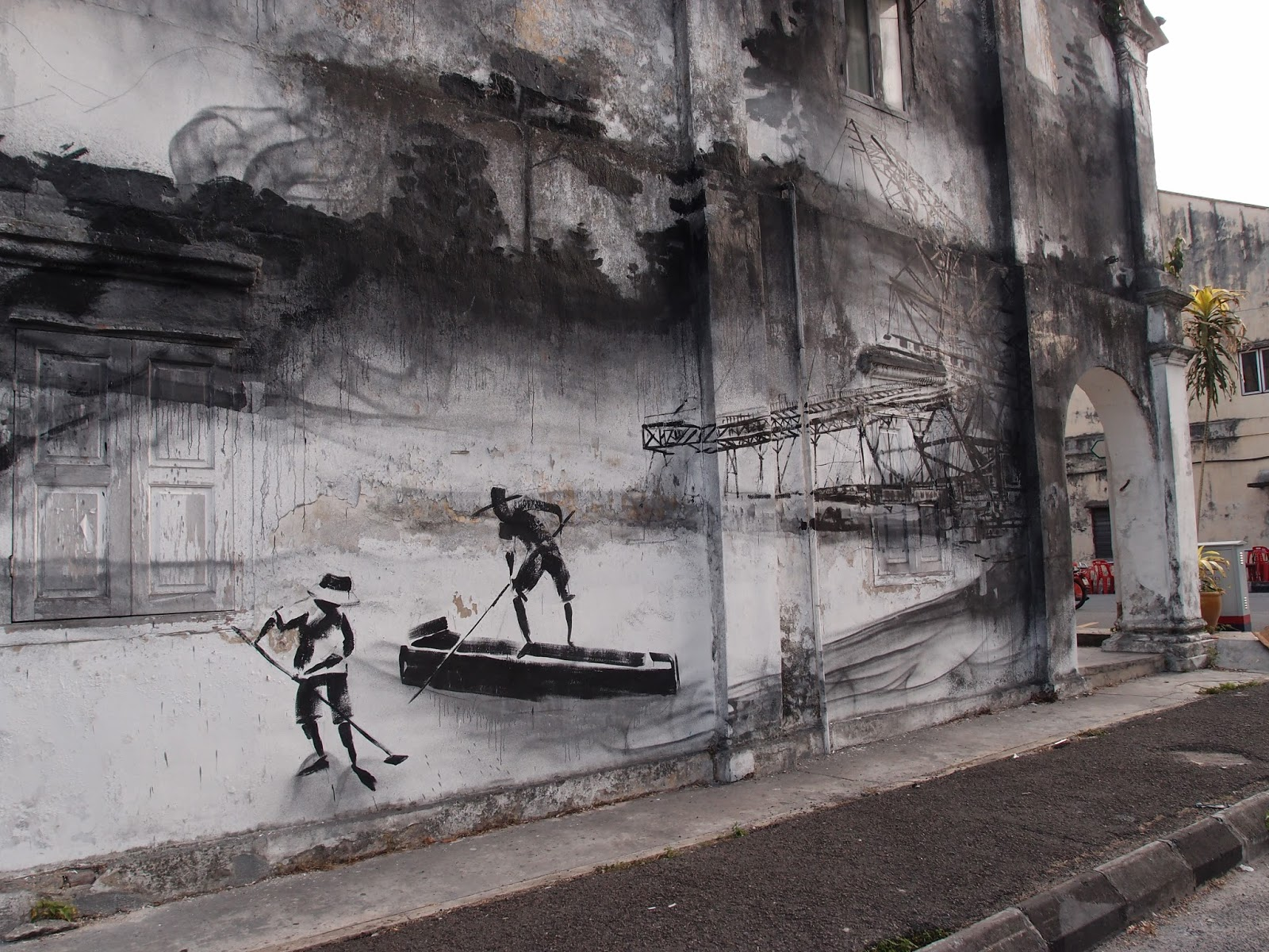 Xing fu 7 must see murals in ipoh for 7 mural ipoh