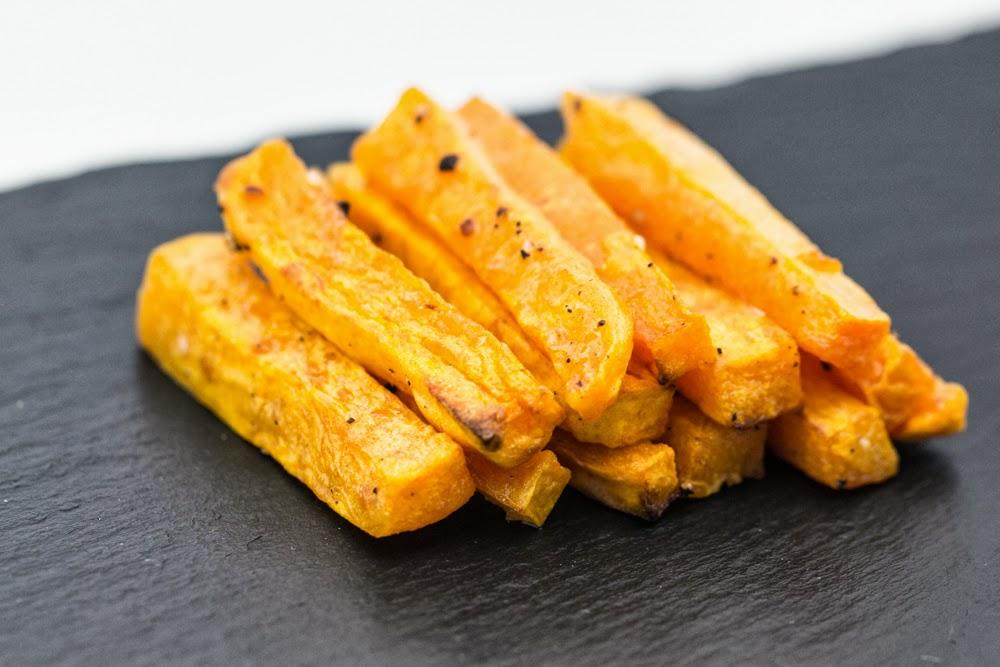 Hovkonditorn: Butternut Squash Fries