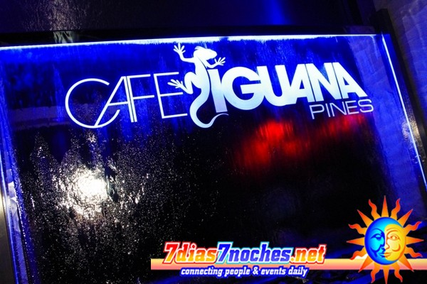 Cafe Iguana Happy Hour Menu