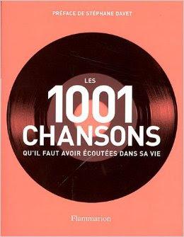 1001 chansons que vous devez entendre avant de mourir pdf