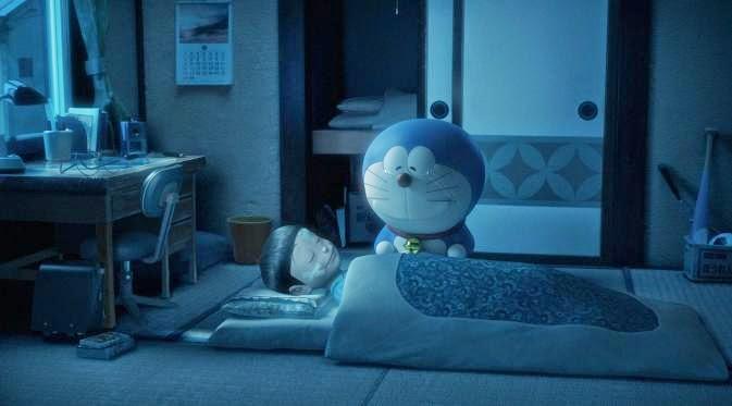 Ini 5 Momen yang Paling Mengharukan di Film Stand By Me Doraemon