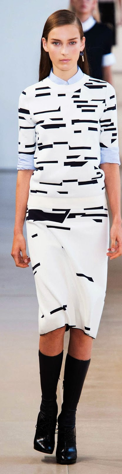Dolce&Gabbana e Jil Sander  meias primavera 2015