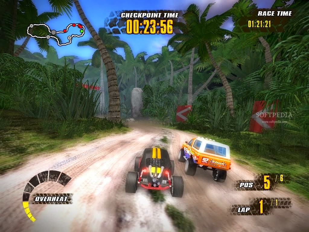 Download Game PC Ringan Offroad Racer
