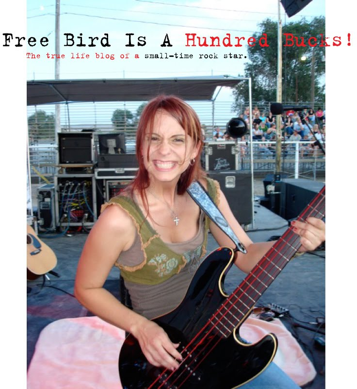 Free Bird Is A Hundred Bucks!