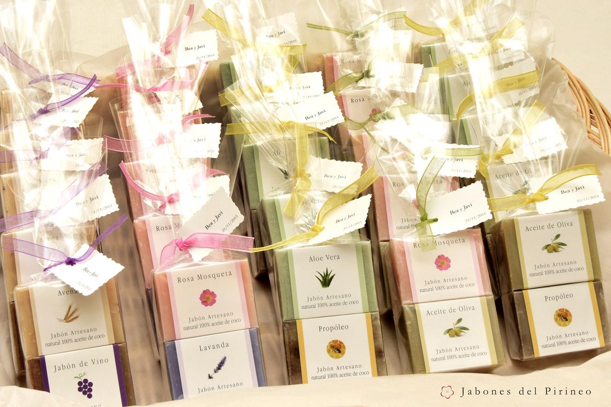 Jabones del pirineo jabones naturales para regalos y eventos - Papel de regalo transparente ...