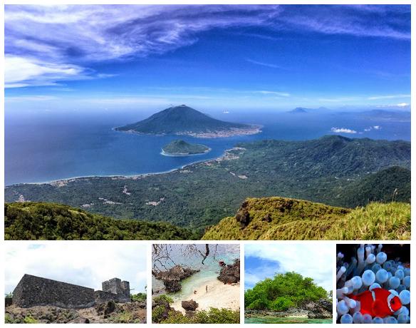 13 Tempat Wisata KOTA TIDORE yang Wajib Dikunjungi