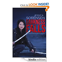 FREE: Darkness Falls (Book 1) by Jessica Sorensen