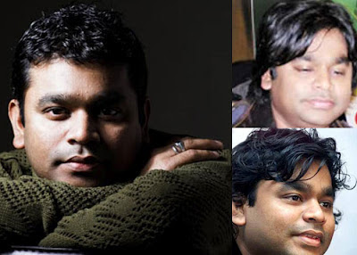 A R Rahman's Rare Photos