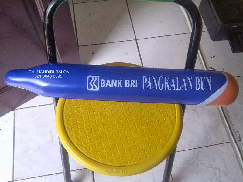 BALON SUPORTER BANK BRI PONTIANAK