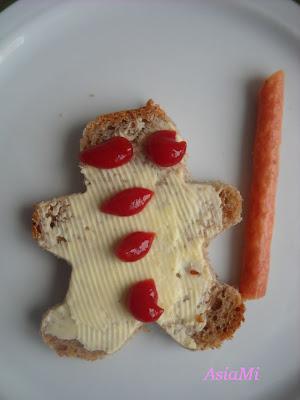 Nadal świąteczne śniadanie