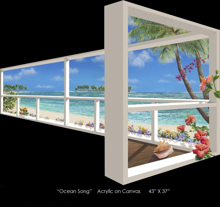 Mira South Beach Artist