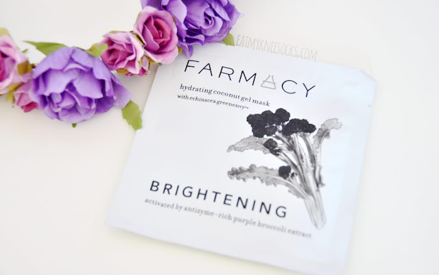 Farmacy's hydrating coconut gel facial masks come in 6 different versions for different beauty and skincare purposes, including brightening, oil control, anti-wrinkle, deep moisturization, and more!