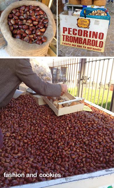 sagra castagne, pecorino trombarolo, chestnuts galore, fashion and cookies instagram