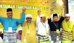 5 ORANG TERATAS DALAM PAS!
