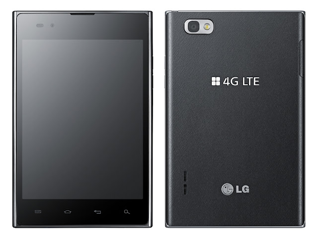 LG OPTIMUS VU New Android Smartphone Mobile Phone Photos, Features Images and Pictures 4