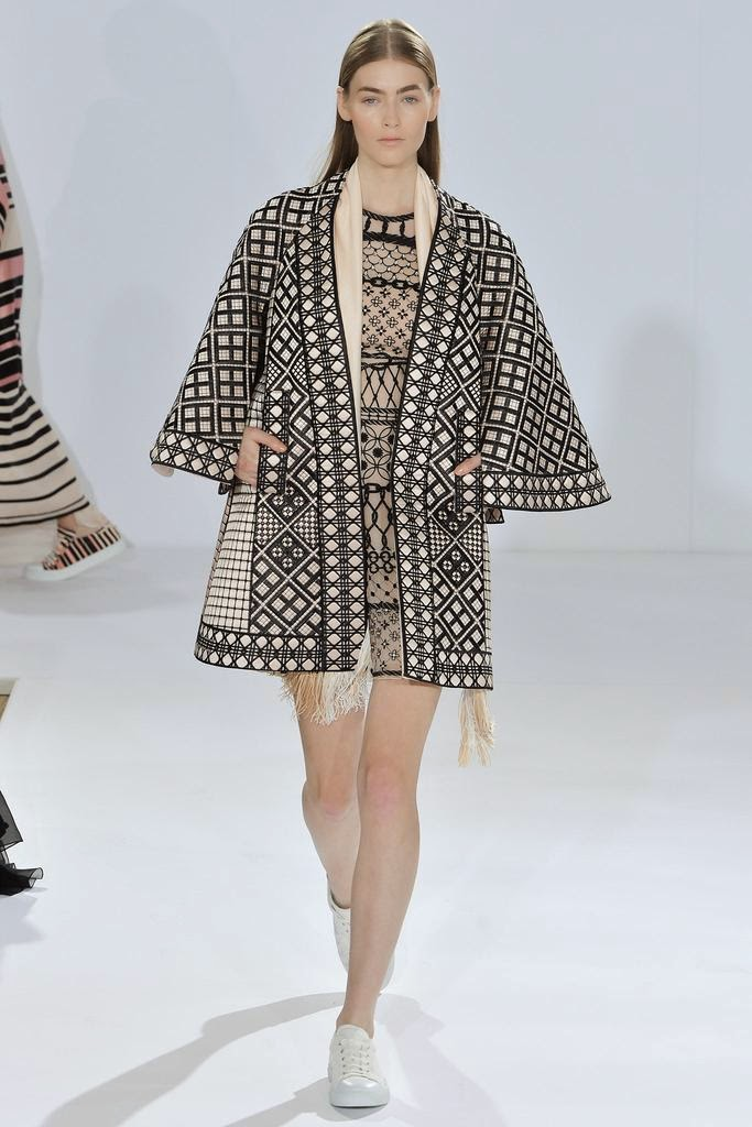 London Fashion Week Temperley London Spring 2015 Collection