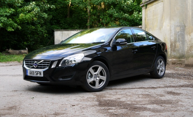 Volvo S60 DRIVe front view