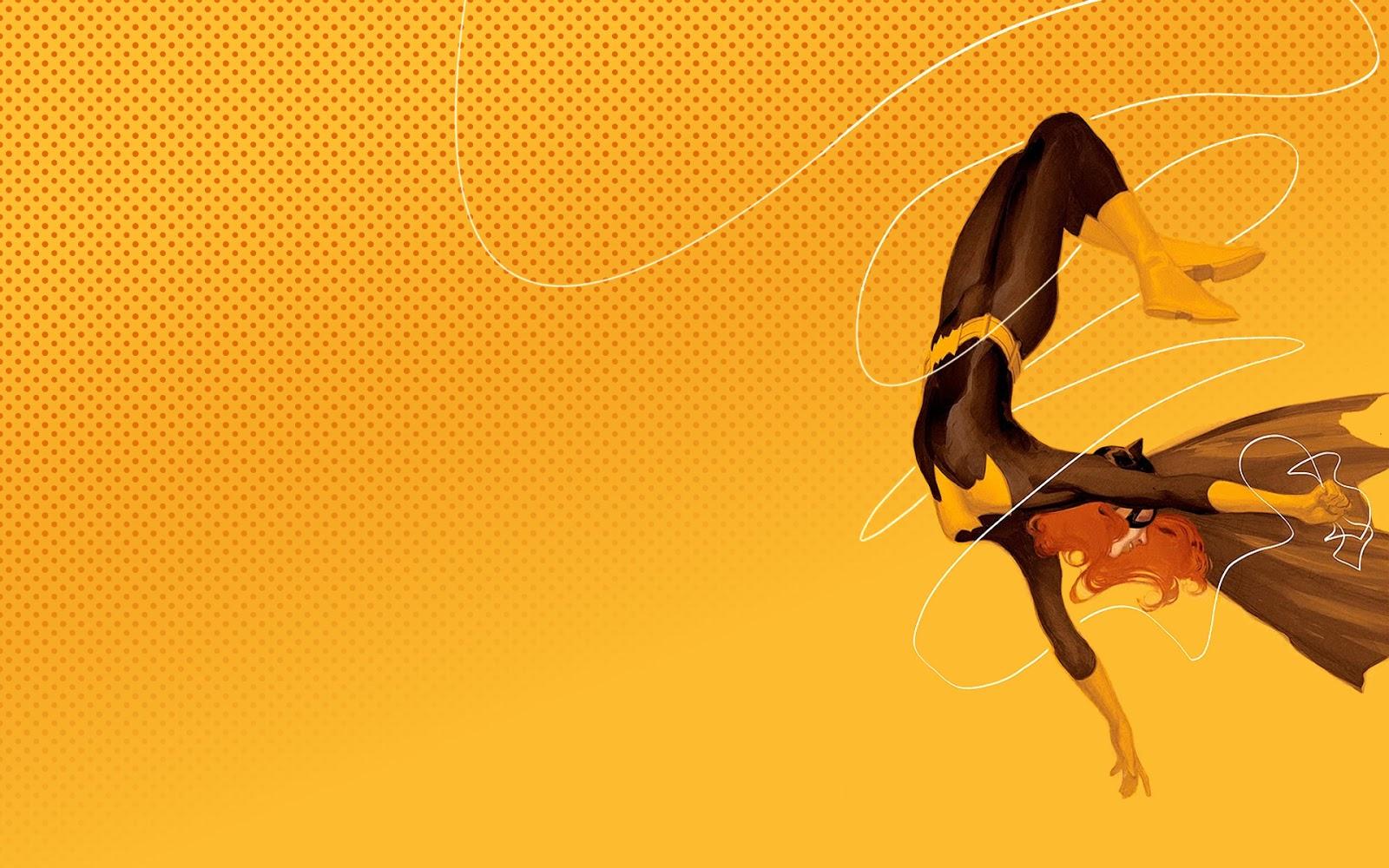 batgirl from dc comics wallpaper - photo #4