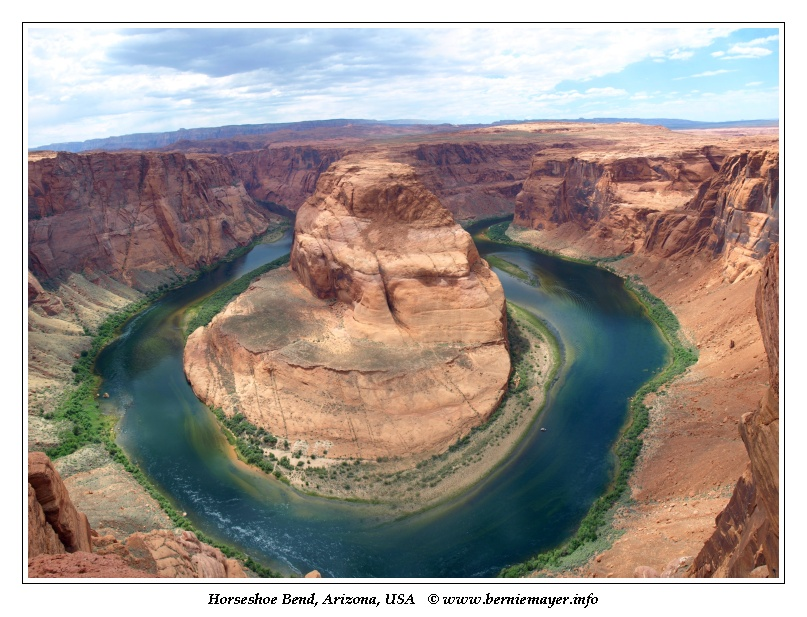 Horseshoe Bend 2009