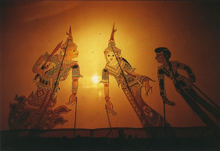 Image result for บทตั้งเมือง ของหนังตะลุง