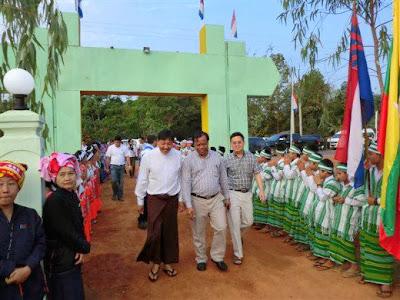 ျငိမ္းခ်မ္းေရး…. ဟိုး… အေဝးမွာ (၈) – Aung Din