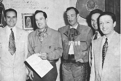 Trios und Familia Casero Mexicanos