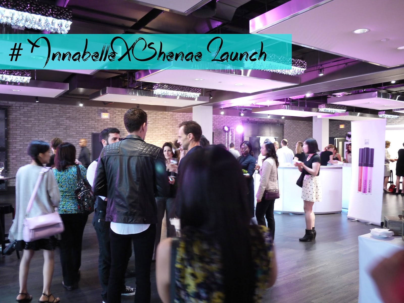 #AnnabelleXShenae Launch Party