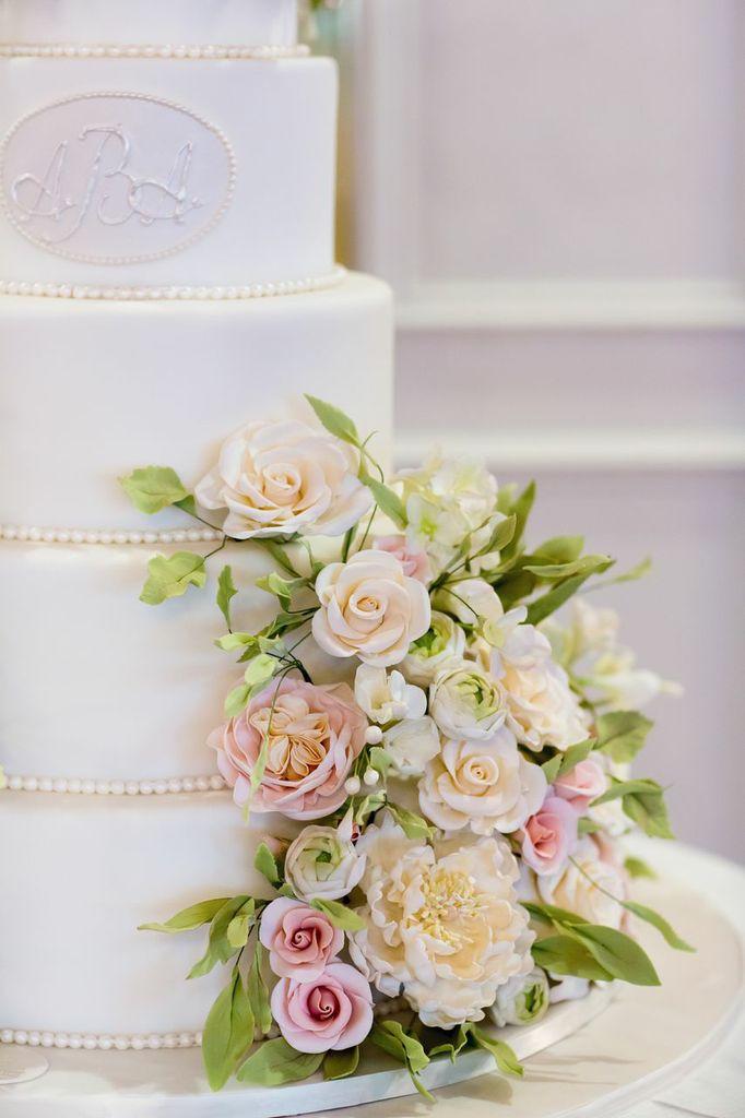 Hartford Ct Wedding Cakes