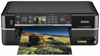 Epson PX700W Resetter Download