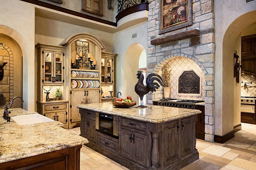 Stunning Texas Stone Stucco Estate Located On 7th Hole